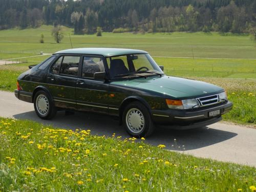 saab 900 s turbo dunkelgruen 1992 0004 5