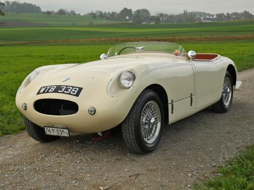 swallow doretti speedster beige 1954  0001 2