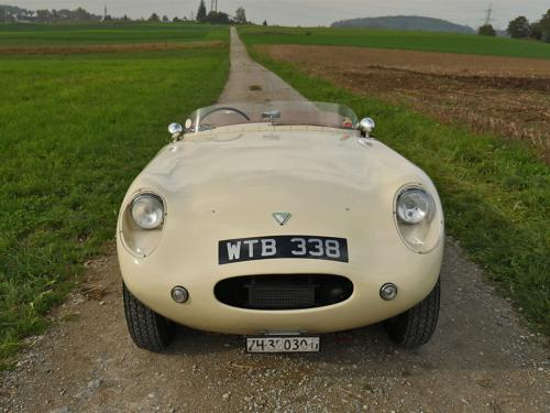 swallow doretti speedster beige 1954  0002 3