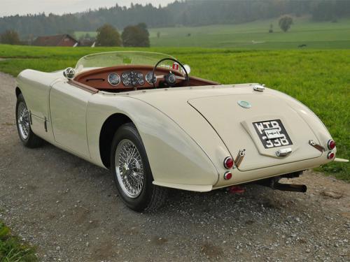 swallow doretti speedster beige 1954  0004 5