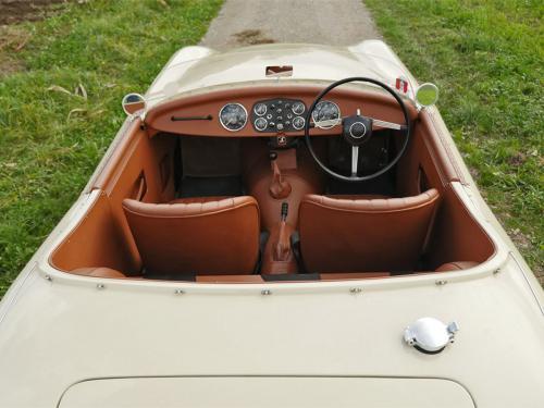 swallow doretti speedster beige 1954  0006 7