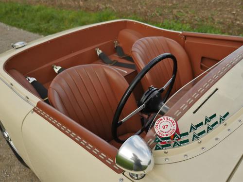 swallow doretti speedster beige 1954  0007 8