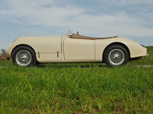 swallow doretti speedster beige 1954  0012 13