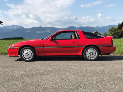 toyota supra 3-0i turbo rot 1989 0000 1