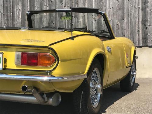 triumph spitfire cabriolet 1500 gelb 1975 Kopie 0009 10