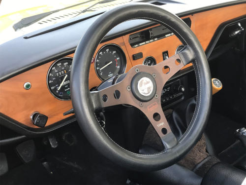 triumph spitfire cabriolet 1500 gelb 1975 Kopie 0012 13