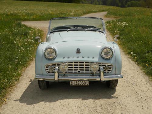 triumph tr3a powderblue 1958 0003 4