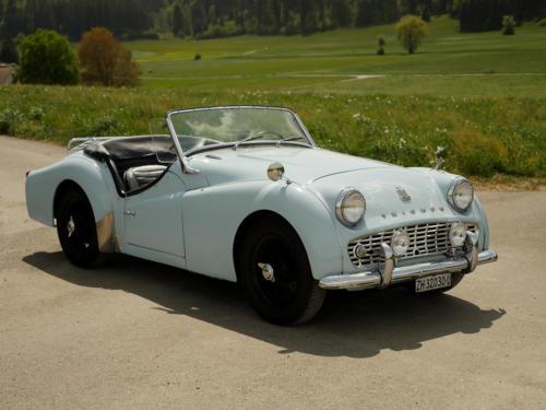triumph tr3a powderblue 1958 0004 5