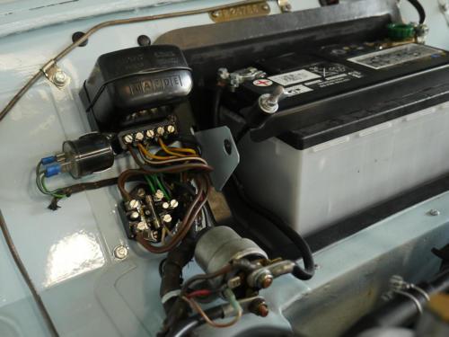 triumph tr3a powderblue 1958 0015 17