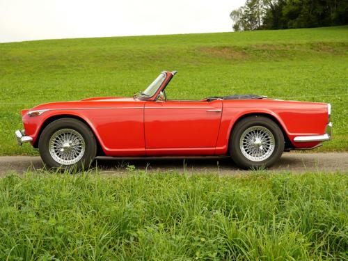 triumph tr4 a rot 1968 0000 1