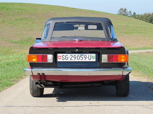 triumph tr6 doppelvergaser dunkelrot 1974 1200x900 0004 5