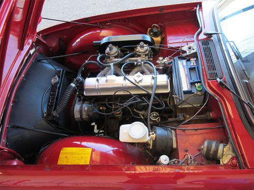 triumph tr6 doppelvergaser dunkelrot 1974 1200x900 0009 10