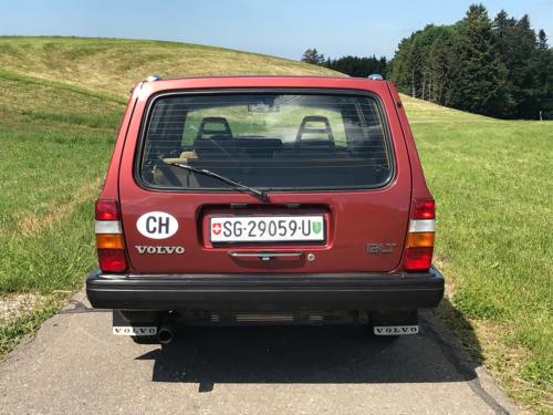 volvo 245 glt classic kombi rotbraun 1983 0005 6