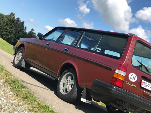 volvo 245 glt classic kombi rotbraun 1983 0006 7