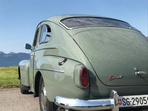 volvo pv544 buggeli sport graugruen 1960 0006 7