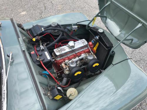 volvo pv544 buggeli sport graugruen 1960 0013 14