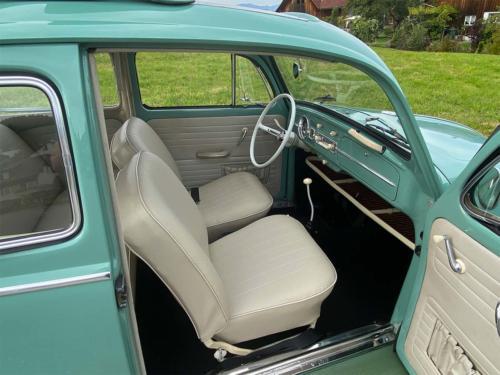 vw kaefer 1200 de luxe faltdach tuerkis 1962 0011 IMG 12