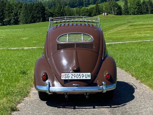 vw kaefer ovali de luxe braun 1956 0006 IMG 7