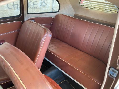 vw kaefer ovali de luxe braun 1956 0014 IMG 15