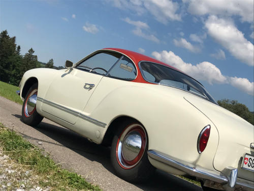 vw karmann ghia coupe weissrot 1961 0006 7